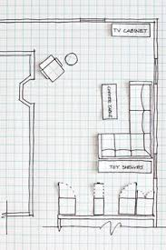 make a floor plan of your house complete make your own blueprint tutorial for those designing