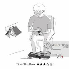 online reviews cartoons and comics funny pictures from cartoonstock