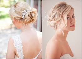 Hochsteckfrisurenen Kurze Haar Hochzeit by Lockige Haarverlängerungen Mit Verbessern Ihren Hochzeit