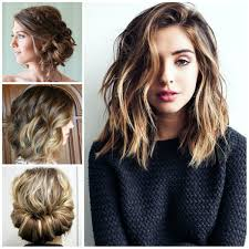 short to medium length hairstyles for curly hair hairstyle 2017 haircut ideas 2017