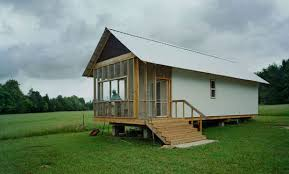 Small Energy Efficient Homes Rural Studio Proves You Can Build A Home For 20k