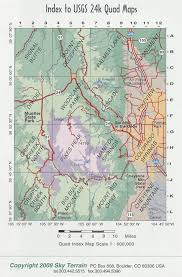 Canon City Colorado Map by Colorado Springs U0026 Pikes Peak Trail Map 4th Edition Kent Schulte