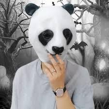 Panda Makeup For Halloween Compare Prices On Panda Mask Online Shopping Buy Low Price Panda