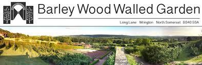 barley wood walled garden home