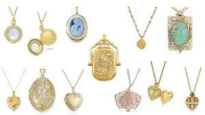 gold pendant fashion necklace images Top 10 best gold locket necklaces jpg