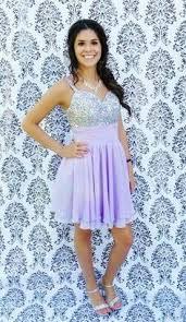 light purple short dress graham and brown 57218 darcy wallpaper pearl formal prom light