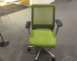 used steelcase think chair office furniture ethosource