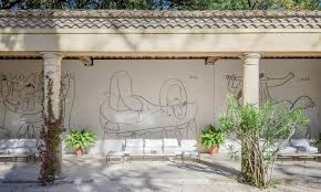 french castle with picasso murals ask 9 6 million 2958 03 2015 12 07 0434