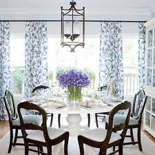 Stylish Dining Room Decorating Ideas Southern Living - Blue and white dining room
