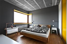 Concrete Block Bed Frame Concrete And Drywall House In Poland