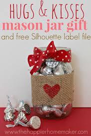 Valentine S Day Decorations Diy Pinterest by 75 Best Mason Jars Valentine U0027s Day Images On Pinterest Mason