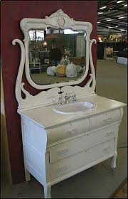 Vanities For Bathrooms by Best 25 Dresser Sink Ideas On Pinterest Dresser Vanity Vanity