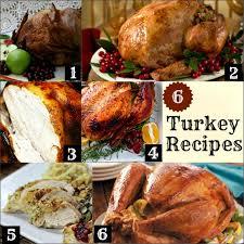 6 turkey recipes for thanksgiving dinner recipe pocket change gourmet