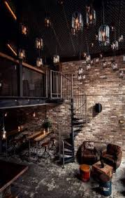 Bar Interior Design Ideas Industrial Decor Style Is Perfect For Any Interior An Industrial