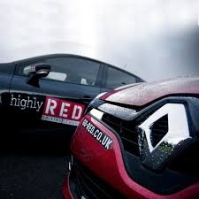 renault red red driving choose renault clio for learner drivers
