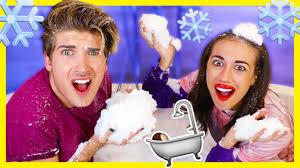 Challenge Miranda Sings Bath Of Snow Challenge W Miranda Sings