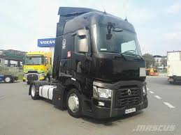 renault trucks t used renault t 460 mega tractor units year 2015 price 55 027