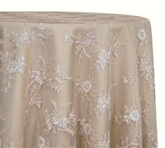 laylani lace tablecloths overlays urquid linen
