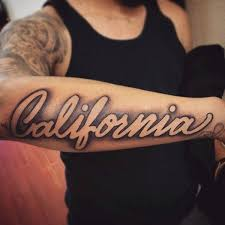 43 fabulous california tattoo designs and ideas about california