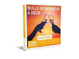 coffret smartbox table et chambre d hote coffret cadeau multi thèmes smartbox