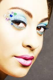 halloween makeup inspiration 29 best colour clash images on pinterest make up makeup and