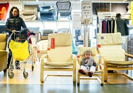 Levin Furniture Robinson by Less Chrome More Dark Wood Helped Ikea Adapt To The Pittsburgh