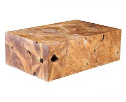 Wood Slice Coffee Table Slice Coffee Table Rectangle