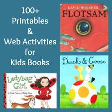 Printable Activities Children S Books   50 read aloud books online activities gaming and books