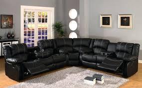 Cheap Black Leather Sectional Sofas Cheap Black Ezpass Club