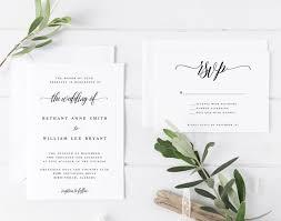 Diy Wedding Invitation Template The 25 Best Diy Wedding Invitation Suites Ideas On Pinterest