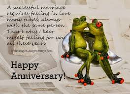 Anniversary Messages For Wife 365greetings Funny Anniversary Messages 365greetings Com