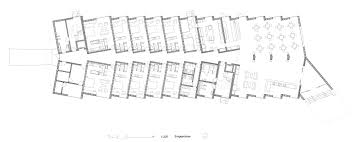 Plan Ground Floor Gallery Of Hotel City Garden Em2n 9