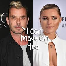 gavin rossdale ready to move on after gwen stefani gavin rossdale moves on from gwen stefani with a sexy german model