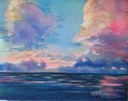 83 best tutorials on watercolor skies images on pinterest