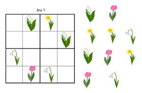 Comment remplir une grille de sudoku  Lulu la taupe jeux gratuits