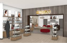 hair salons jc penny price list jcpenney announces new salon concept and partnership with instyle