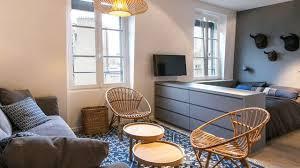 coin chambre dans salon salon et chambre dans la même pièce 20 idées pour aménager