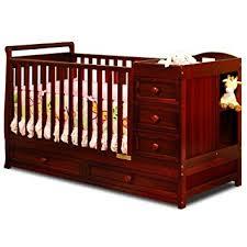 Crib 3 In 1 Convertible Catherine 3 In 1 Convertible Crib Cherry Crib And