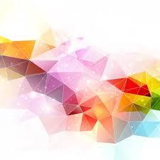 background polygonal background design image art and animation