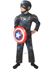 Captain America Halloween Costume Kids Mer Enn 25 Bra Ideer Om Captain America Kids Costume På