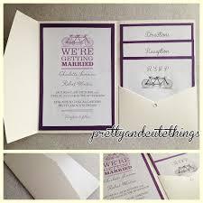 wedding invitations with pockets u2013 gangcraft net
