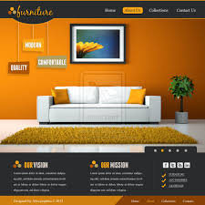 ideas for web design interior design