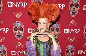 Halloween Party Usa Party With Bette Midler U0026 Stars For Halloween U0026 Nyc Restoration
