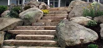 boulders landmark landscapes a lincoln landscaping company