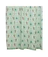 8 stylish shower curtains real simple