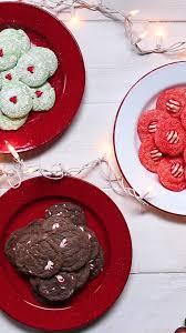 holiday cake mix cookies 3 ways recipe tastemade