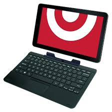 target black friday map rca 11 6 inch windows 10 2 in 1 tablet computer black target