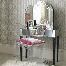 Lucite Vanity Table Best 25 Mirrored Vanity Table Ideas On Pinterest Makeup Desk