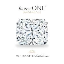 sapphire studios black moissanite white forever one moissanite near colorless g h i loose stones
