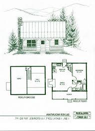 small house floor plans with loft log home floor plan 24x36 864 square plus loft cabin floor